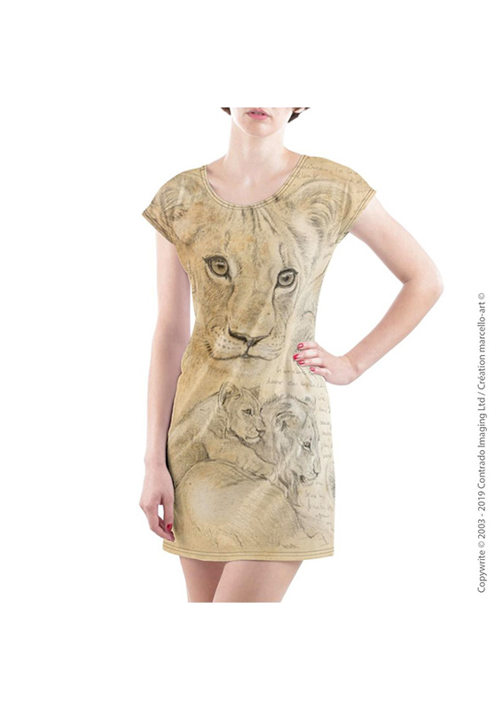 Marcello-art: Dresses T-shirt dress 331 Cubs