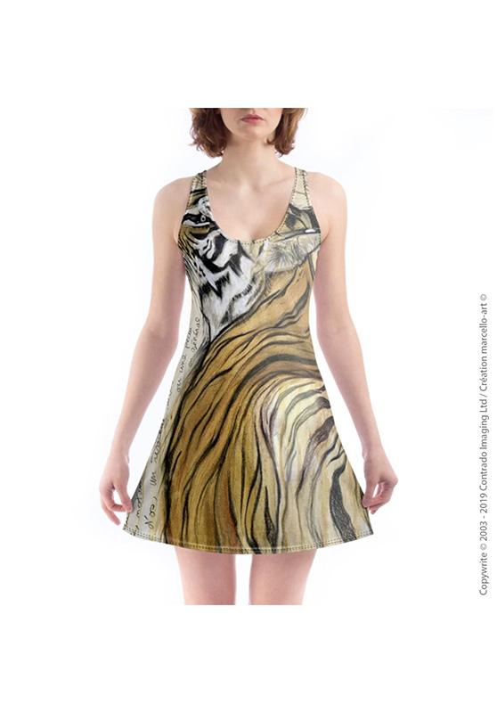 Marcello-art: Nightie Nightie 298 Bengal tiger