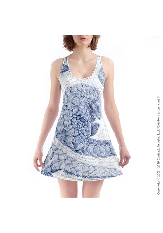 Marcello-art: Nightie Nightie 276 Pangolin