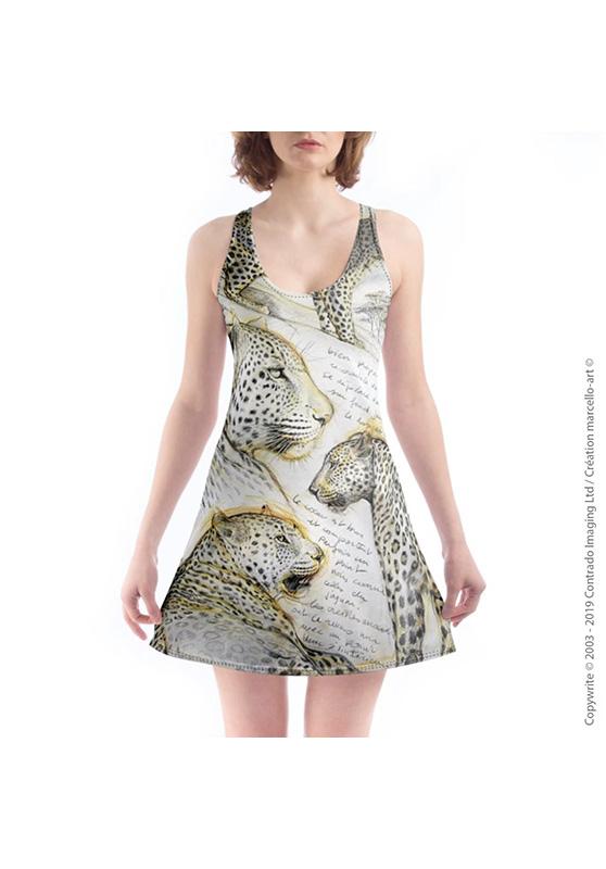 Marcello-art : Nuisette Nuisette 252 Leopard