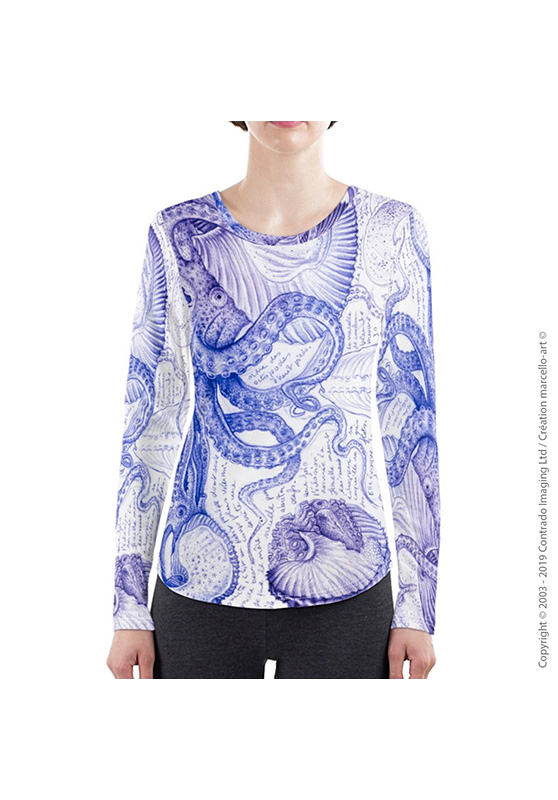 Marcello-art: Long sleeved T-shirt Long Sleeve T-Shirt 283 Argonaut