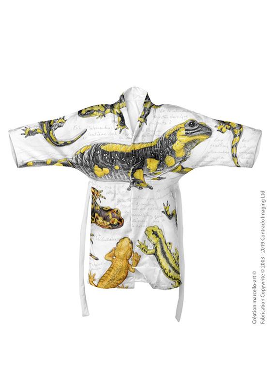 Marcello-art: Kimono Kimono 383 Salamander