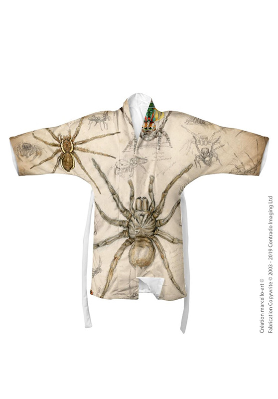 Marcello-art : Kimono Kimono 82 Arachna