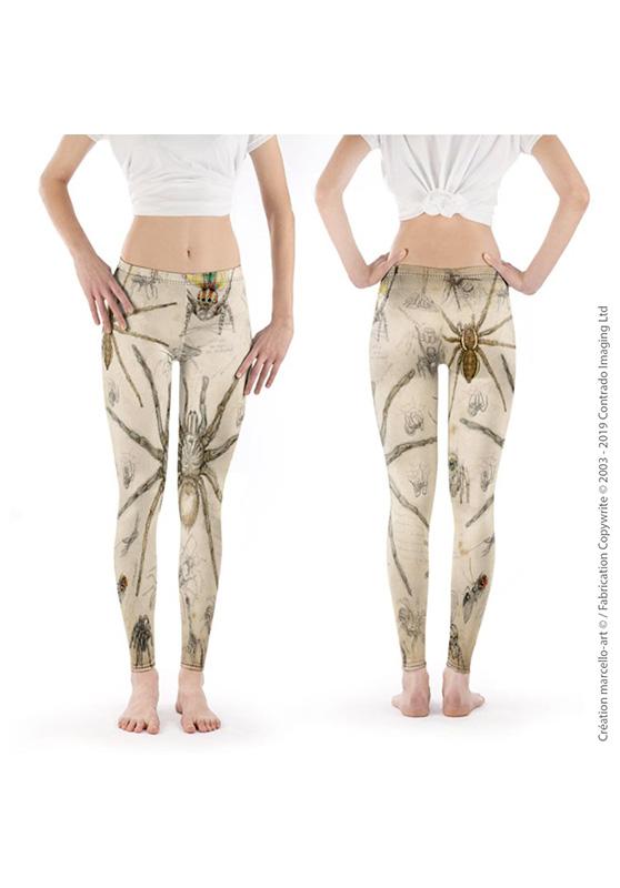 Marcello-art : Legging Legging 82 Arachna