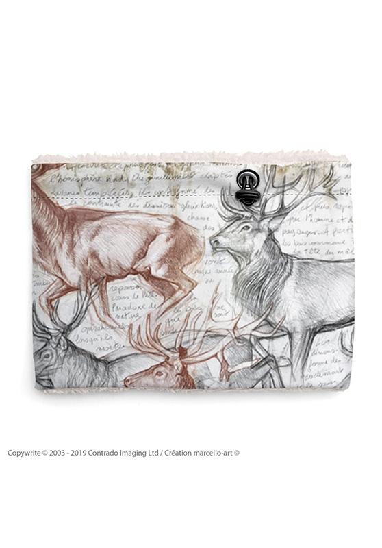Marcello-art: Snood Snood 297 The last herd
