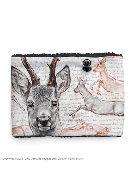 Marcello-art: Snood Snood 280 Roe deer