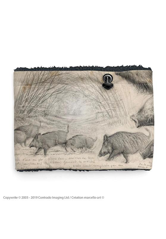 Marcello-art: Snood Snood 272 Boar