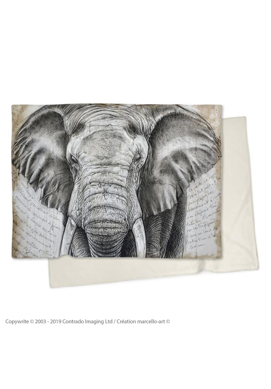 Marcello-art: Plaid Plaid 299 Tusker