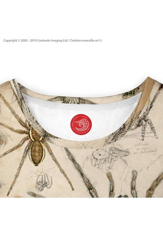 Marcello-art: Long sleeved T-shirt Long Sleeve T-Shirt 82 Arachna