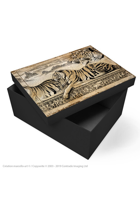 Marcello-art: Decoration accessoiries Souvenir box 303 B kamasutra