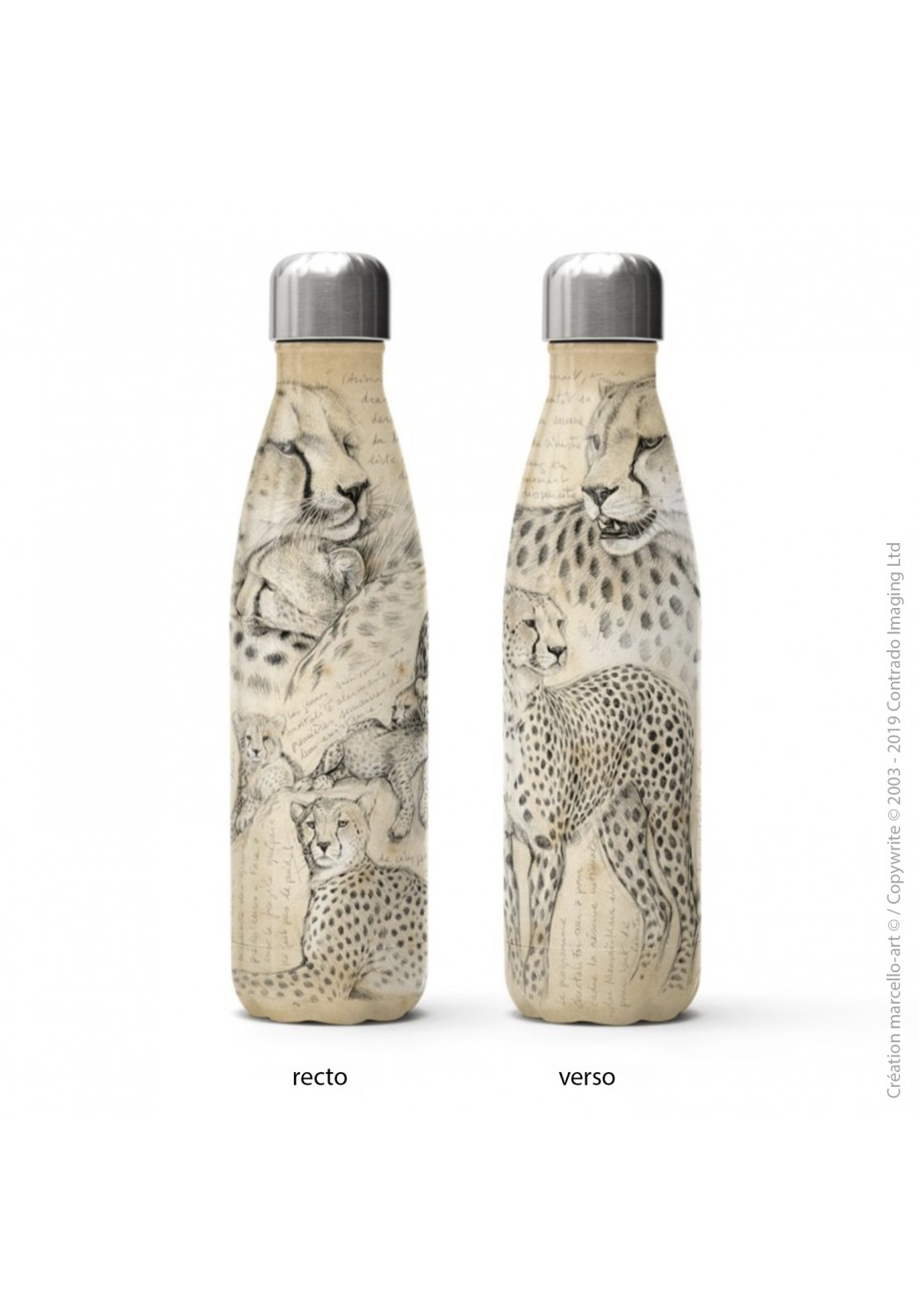 Marcello-art: Decoration accessoiries Isothermal bottle 338 Malaika