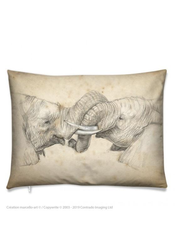 Marcello-art: Fashion accessory Cushion 288 game trunk