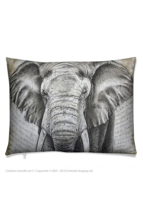 Marcello-art: Fashion accessory Cushion 299 tusker
