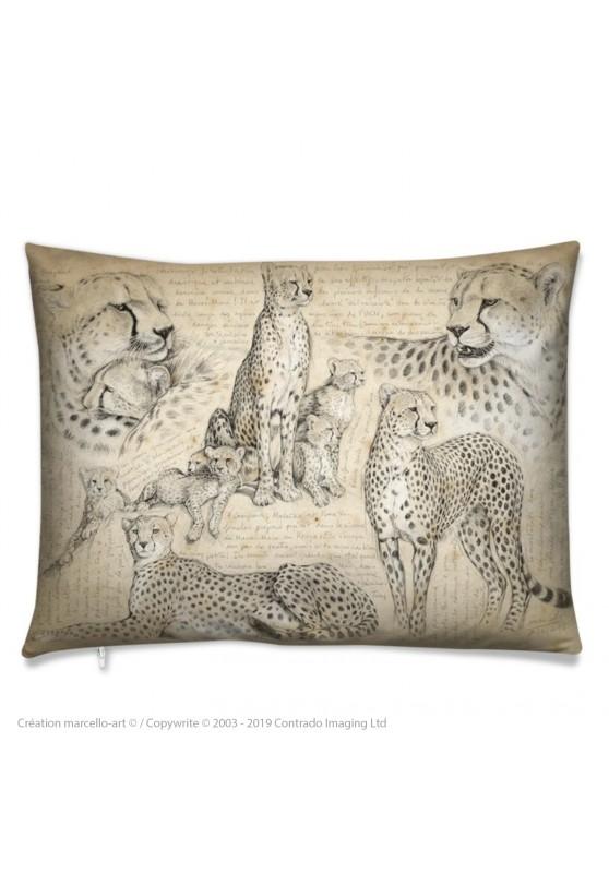 Marcello-art: Fashion accessory Cushion 338 Malaïka
