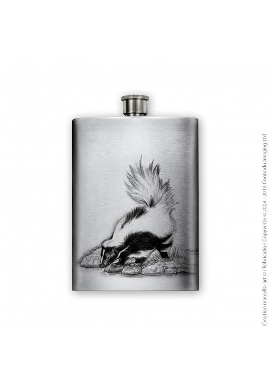 Marcello-art : Accessoires de décoration Flasque 393 mouffette
