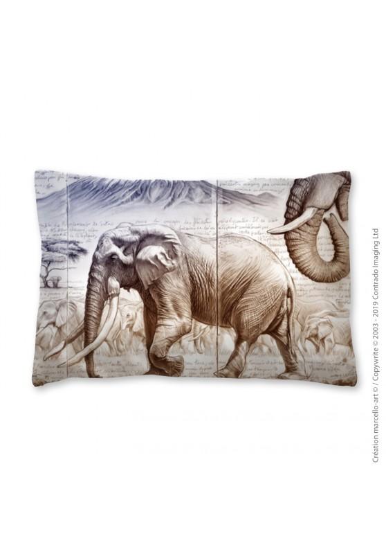 Marcello-art: Fashion accessory Pillowcase 303 A Satao sunset