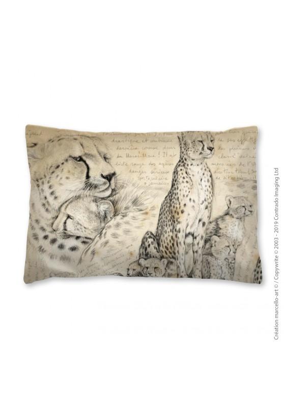 Marcello-art: Fashion accessory Pillowcase 338 A Malaika