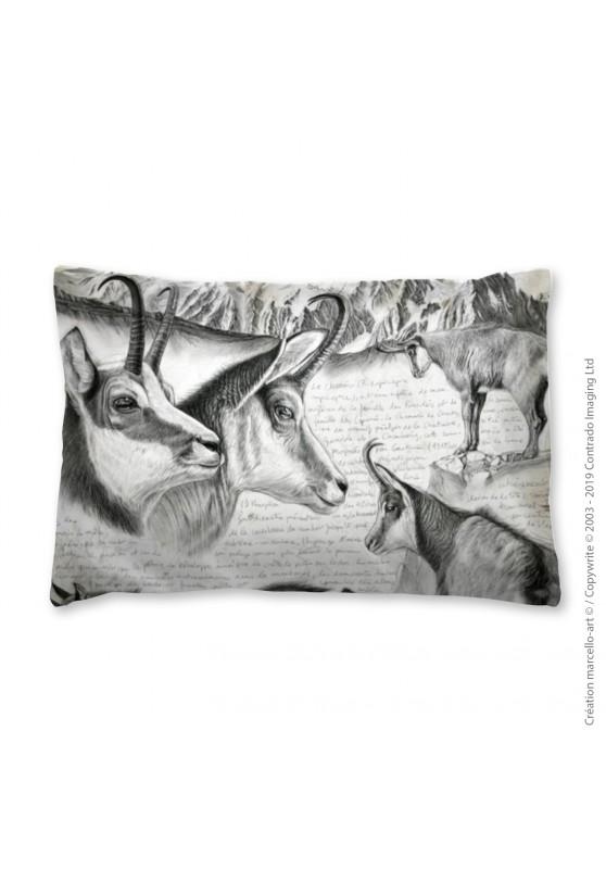 Marcello-art: Fashion accessory Pillowcase 349 A chamois