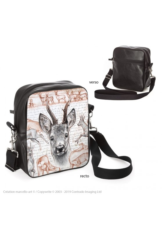 Marcello-art: Fashion accessory Bag 280 roe deer