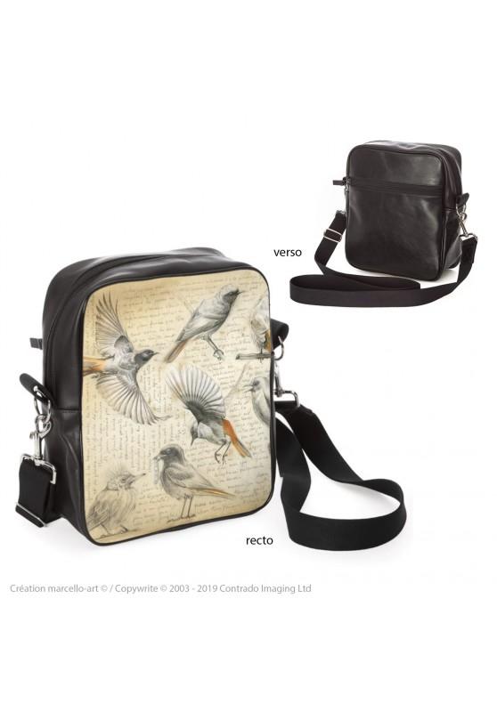 Marcello-art: Fashion accessory Bag 281 redstart