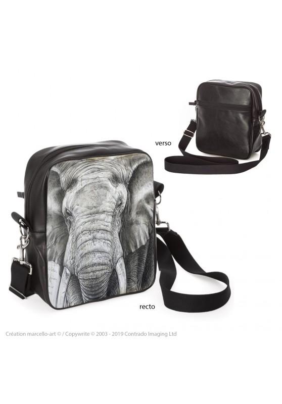 Marcello-art: Fashion accessory Bag 299 Tusker