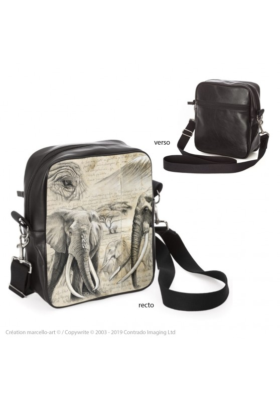 Marcello-art : Accessoires de mode Sacoche 303 Satao