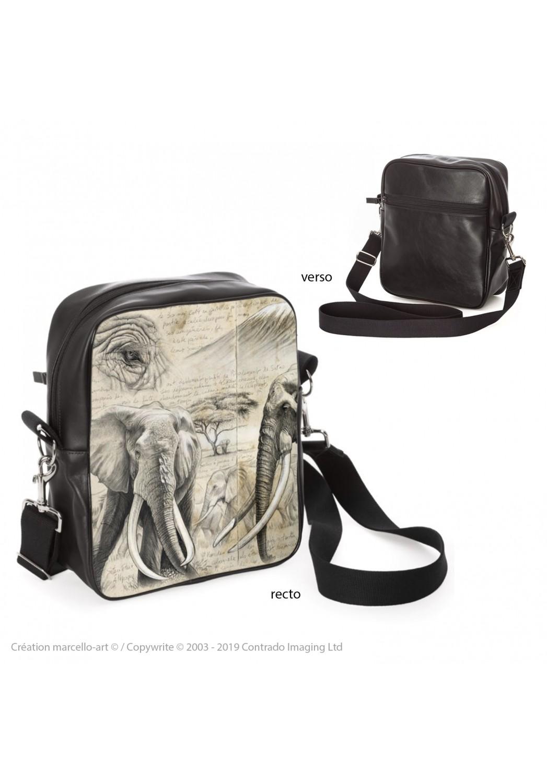 Marcello-art: Fashion accessory Bag 303 Satao