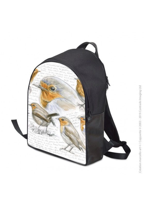 Marcello-art: Fashion accessory Backpack 282 robin