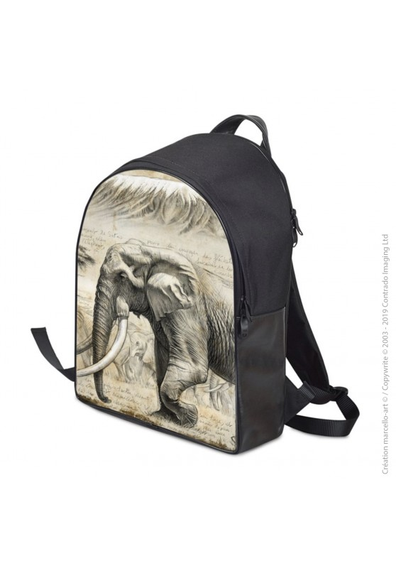 Marcello-art: Fashion accessory Backpack 303 B Satao
