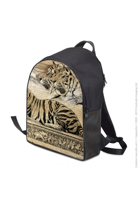 Marcello-art: Fashion accessory Backpack 304 B kamasutra