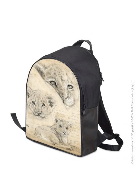Marcello-art : Accessoires de mode Sac à dos 330 lionceaux