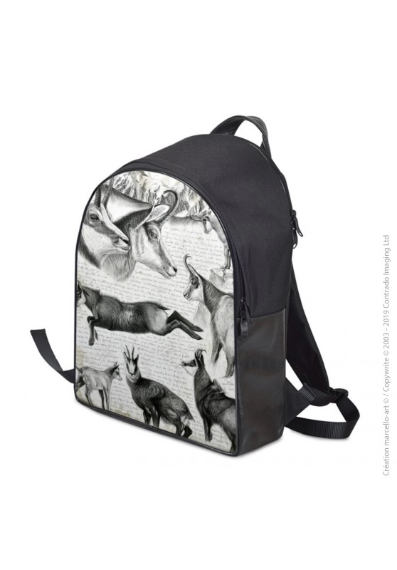 Marcello-art: Fashion accessory Backpack 349 chamois