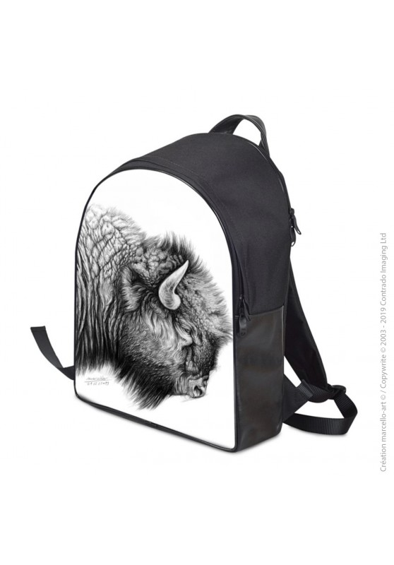 Marcello-art: Fashion accessory Backpack 390 American buffalo