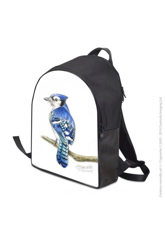 Marcello-art : Accessoires de mode Sac à dos 393 blue jay