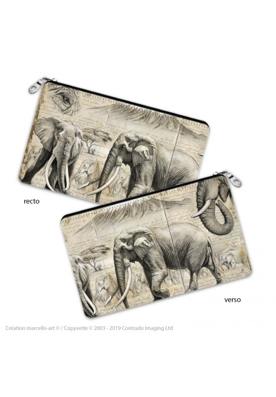Marcello-art: Decoration accessoiries Pencil case 303 Satao