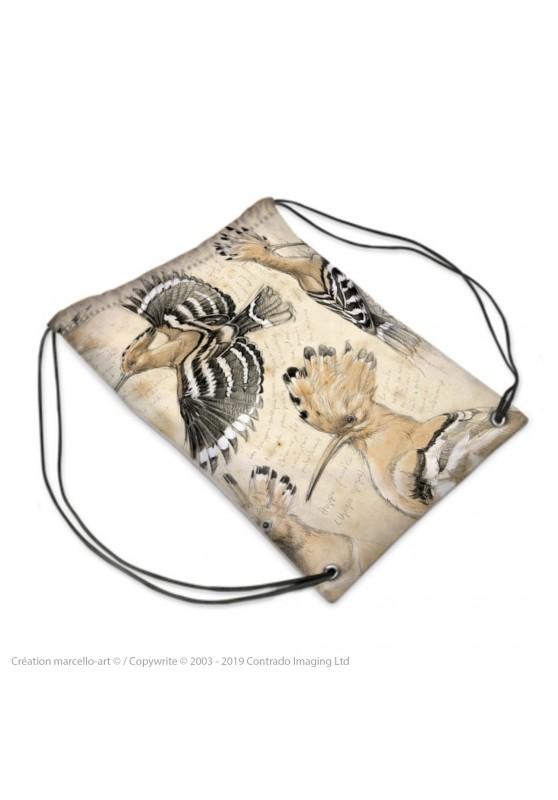 Marcello-art : Accessoires de mode Sac de sport 182 huppe fasciée