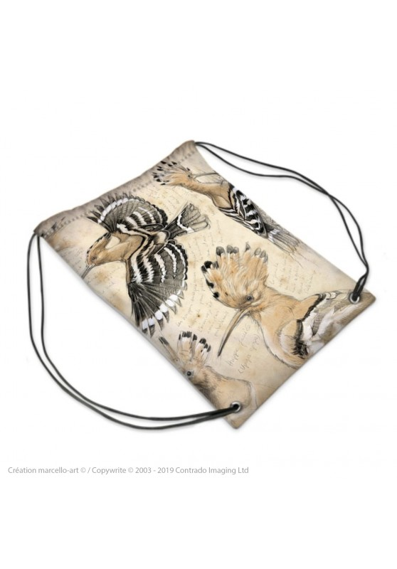 Marcello-art: Fashion accessory Sports bag 182 hoopoe