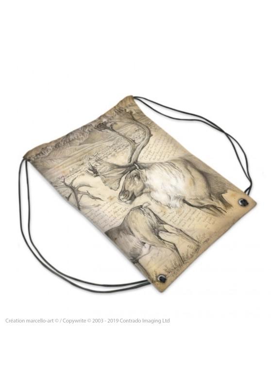 Marcello-art : Accessoires de mode Sac de sport 190 caribou