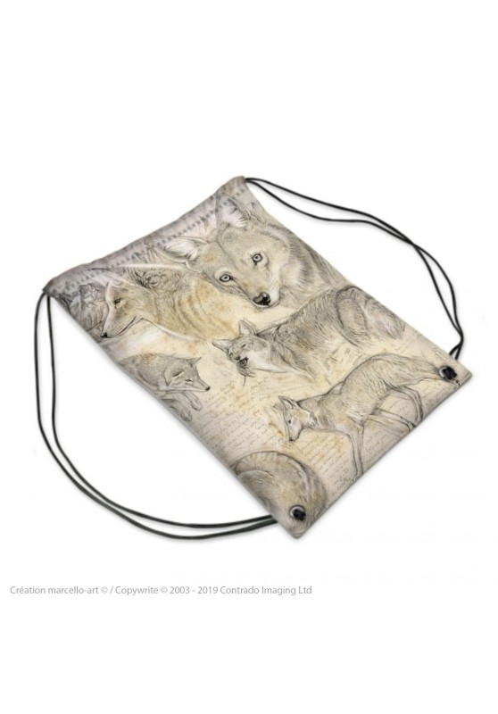 Marcello-art : Accessoires de mode Sac de sport 391 coyote