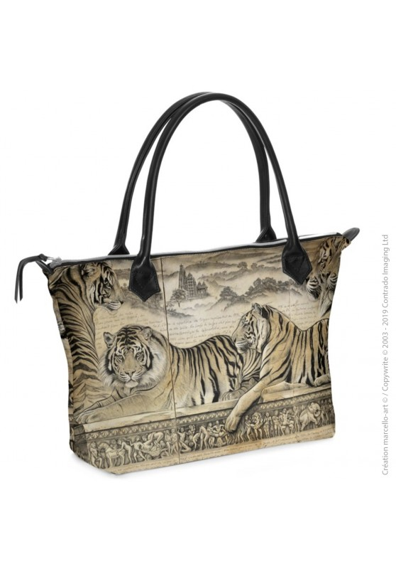 Marcello-art: Fashion accessory Zipped bag 304 kamasutra