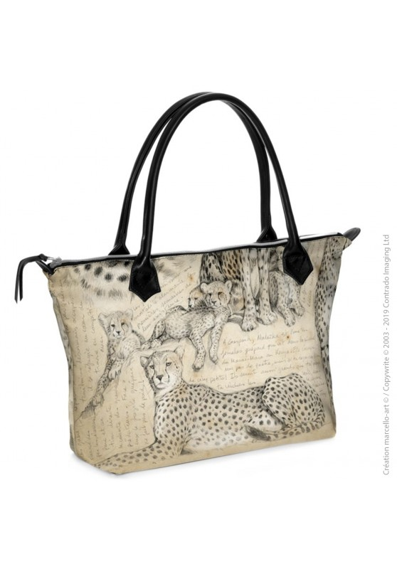 Marcello-art: Fashion accessory Zipped bag 338 Malaika
