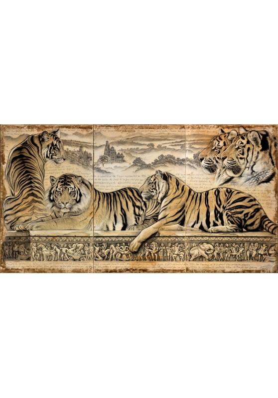 Marcello-art: African Wildlife 304 - Kamasutra