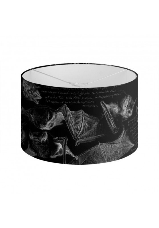 Marcello-art: Decoration accessoiries Lampshade 31 Pipistrelle black
