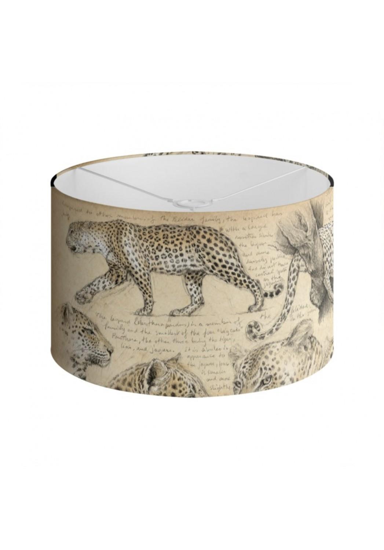 Marcello-art: Decoration accessoiries Lampshade 180 Leopard