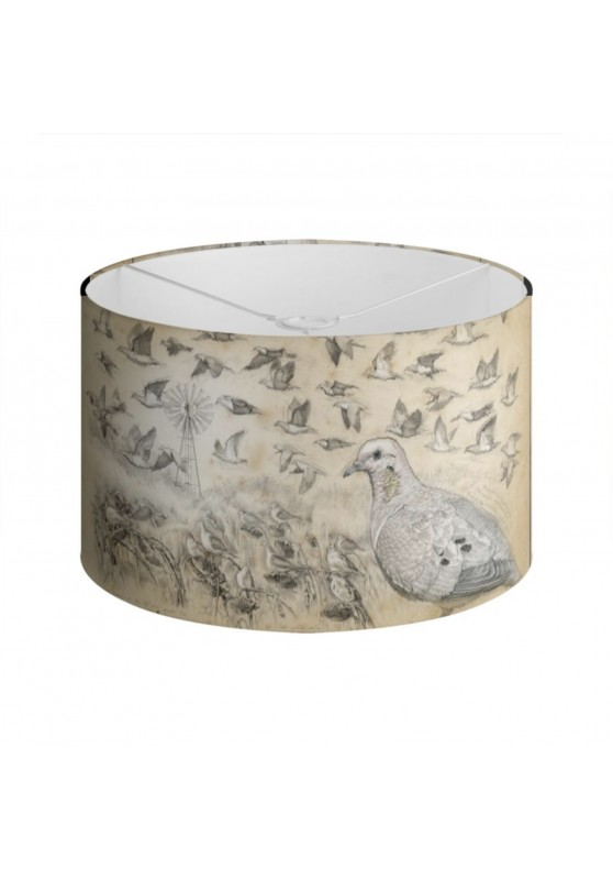 Marcello-art: Decoration accessoiries Lampshade 231 Eared Dove