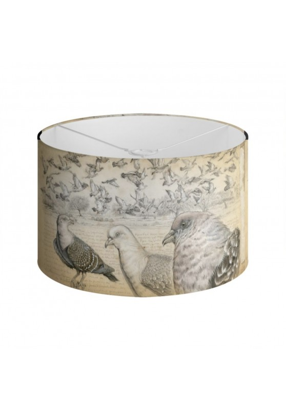 Marcello-art: Decoration accessoiries Lampshade 232 Spot-winged Pigeon