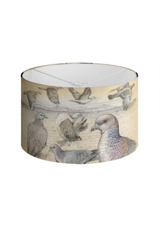 Marcello-art : Accessoires de décoration Abat-jour 233 Pigeon picazuro