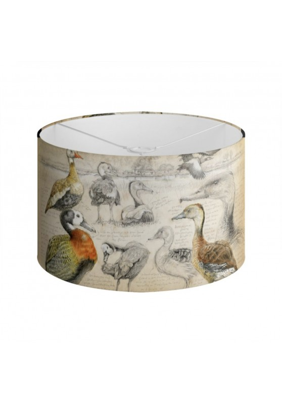 Marcello-art: Decoration accessoiries Lampshade 237 Whistling Duck