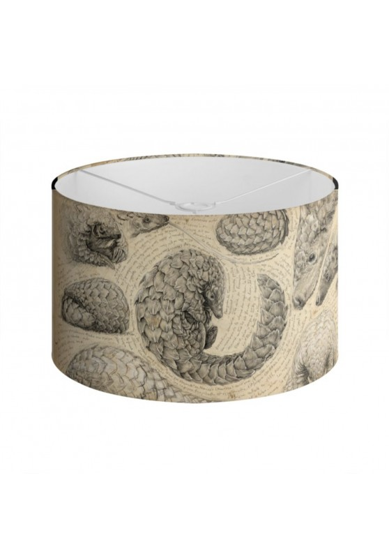 Marcello-art: Decoration accessoiries Lampshade 276 Pangolin