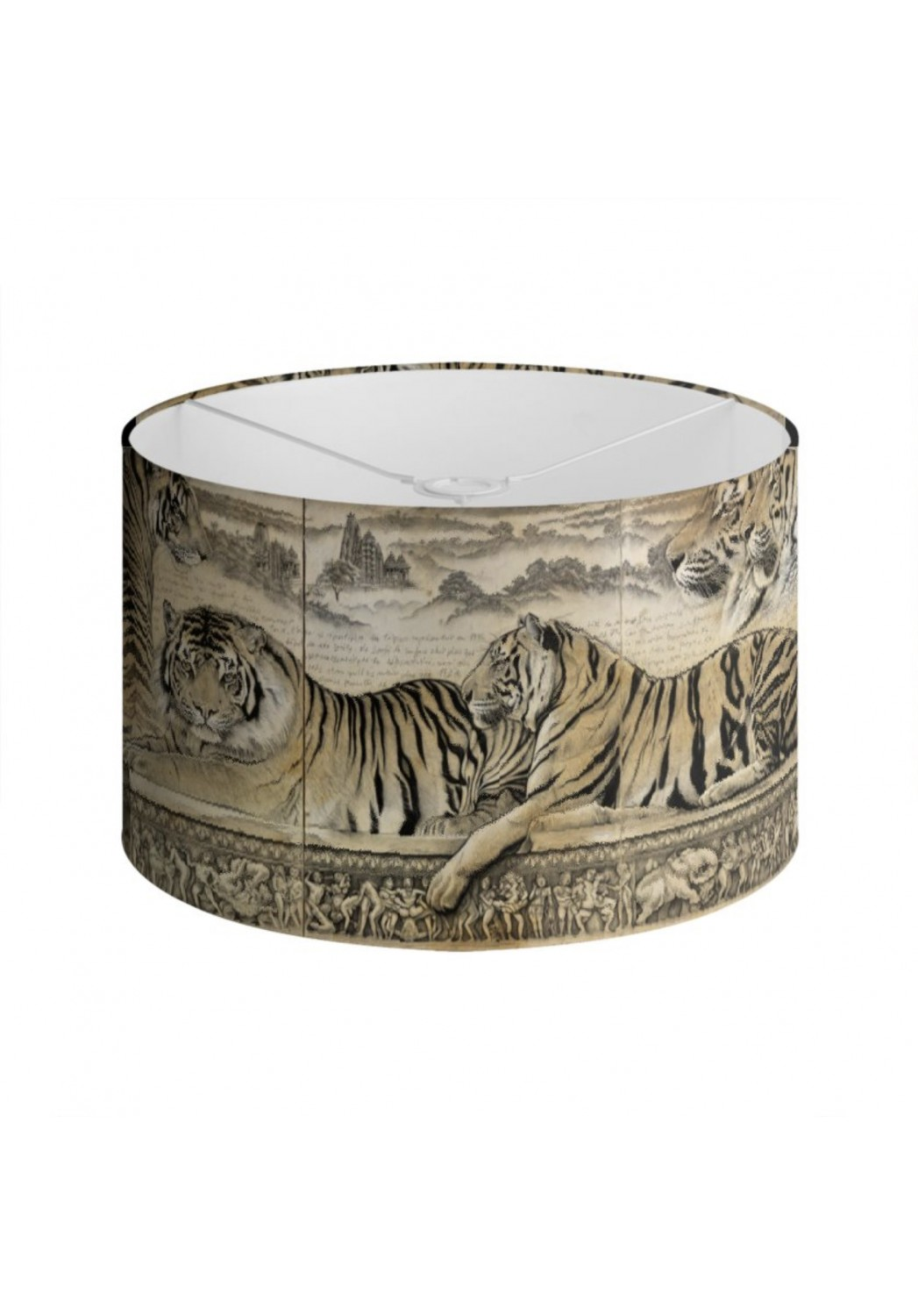 Marcello-art: Decoration accessoiries Lampshade 304 Kamasutra